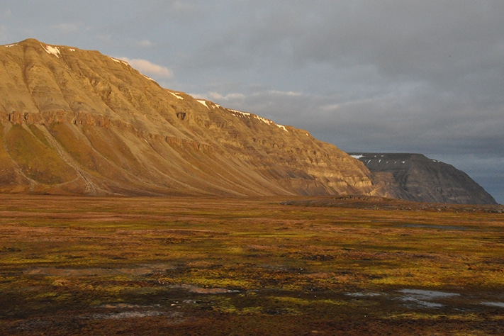 Trias i nord – opptur i Barentshavet