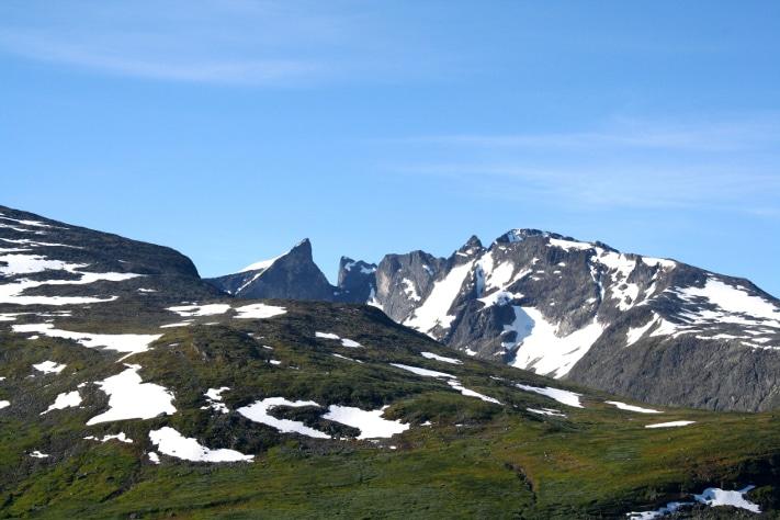 Nordmenn og fjellet