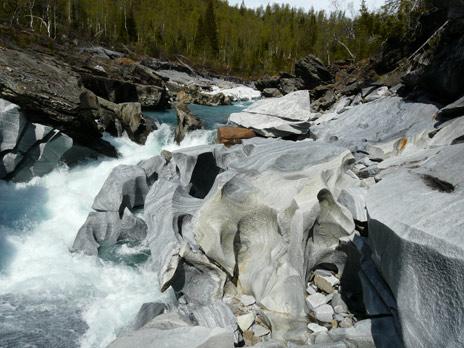 Geoturisme skaper utfordringer