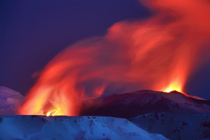 Vulkanismen i Sør-Island