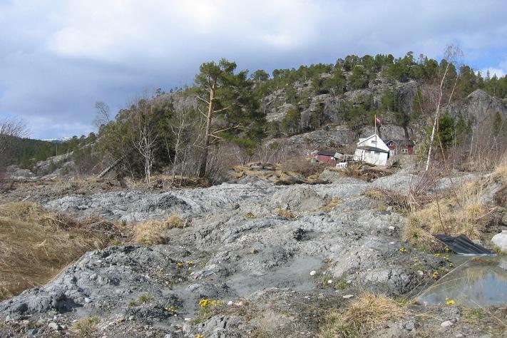 Kvikkleireskredet på Sørum