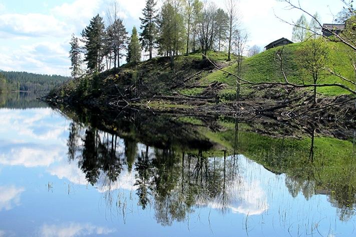 Steinbruddet i Eidskog: GJEMT OG GLEMT