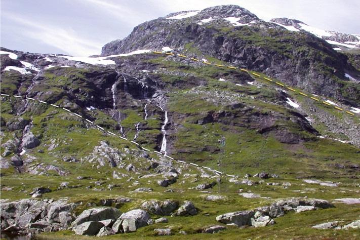 En geologisk utfordring