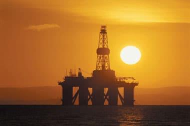 Faroe overtar oljefelt