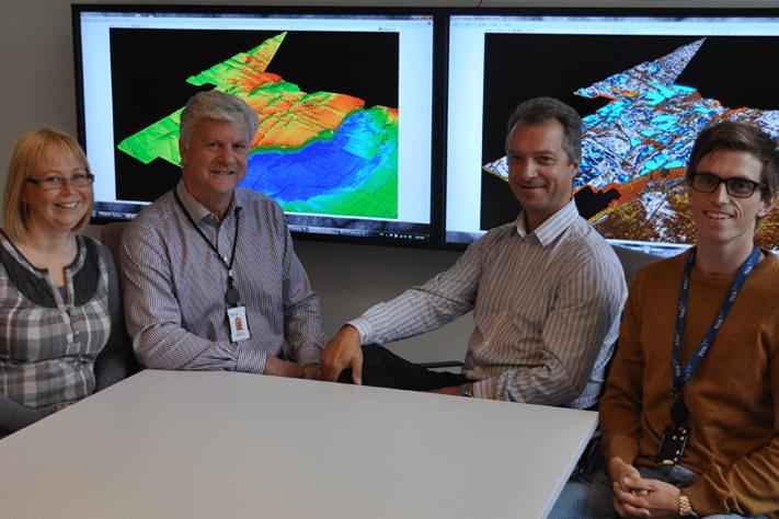 Multiklient seismikk definerer ny oljeprovins