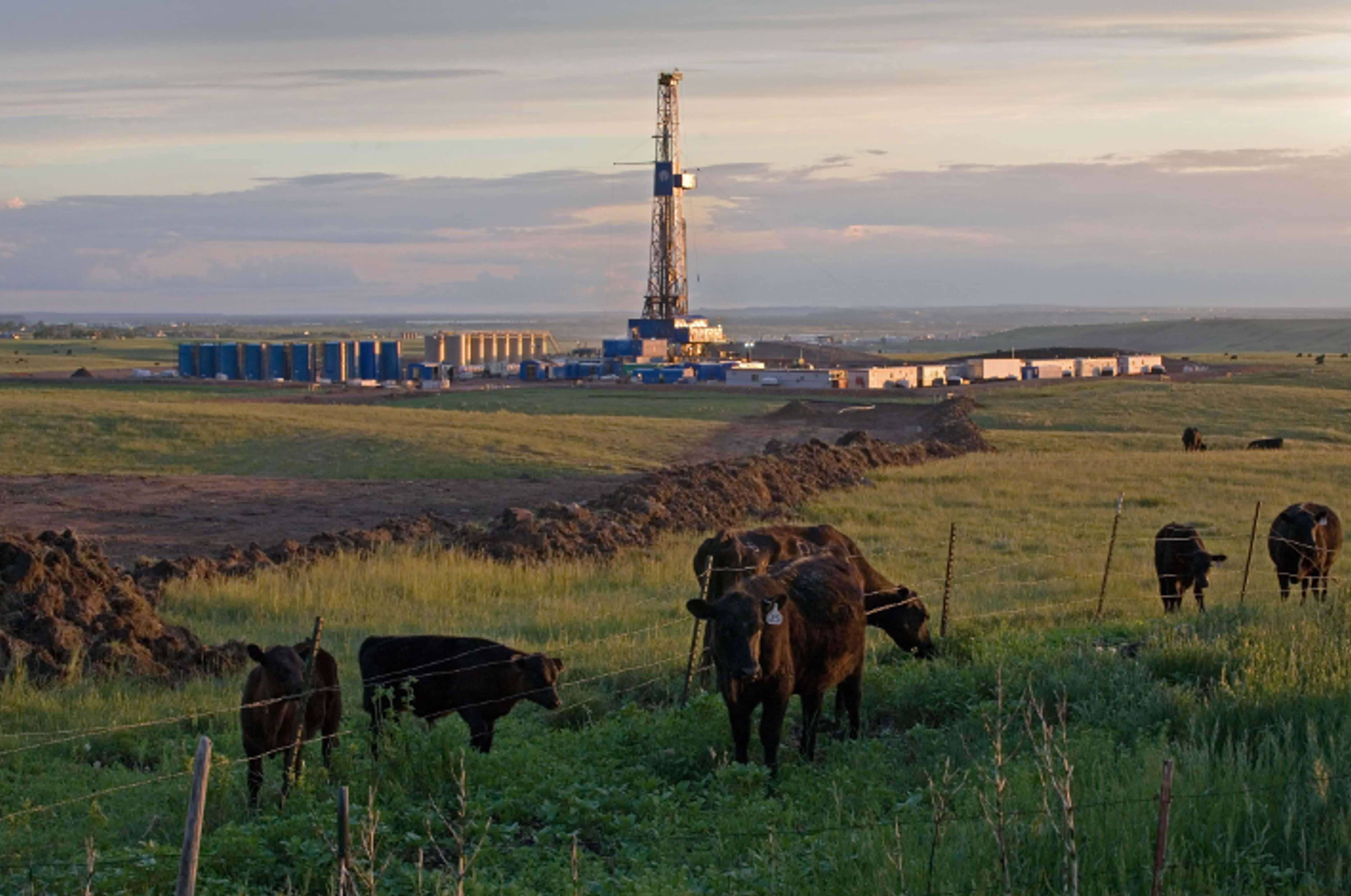 Nord-Amerikas største oljefelt