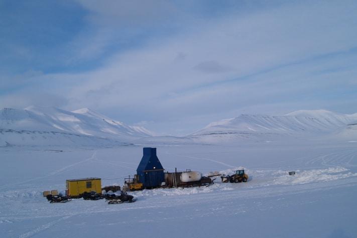 Svea Nord – Kullgruve med suksess