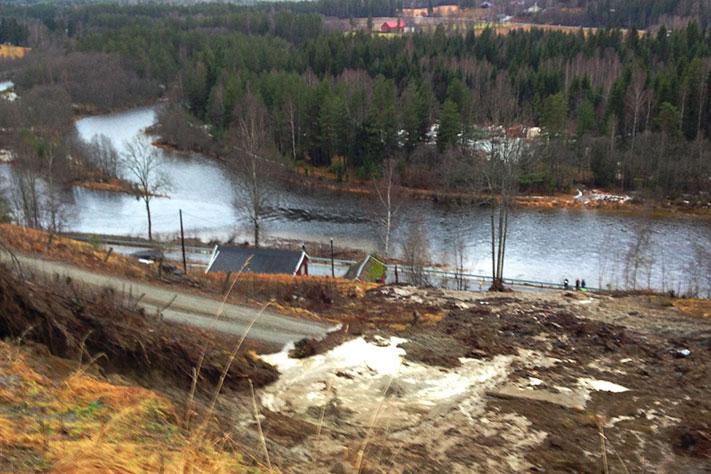 Naturkatastrofer under lupen
