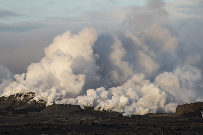 Island-eventyr en saga blott