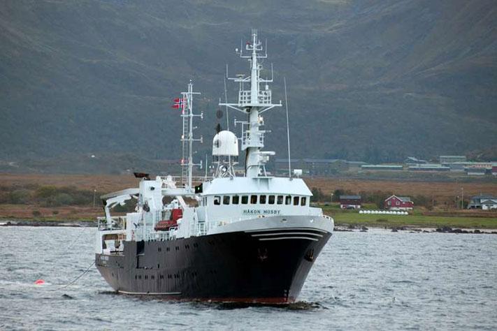 NGU ferdig i Andfjorden