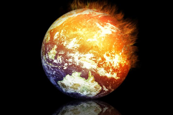 """""""Den globale oppvarmingen har stoppet"""""""