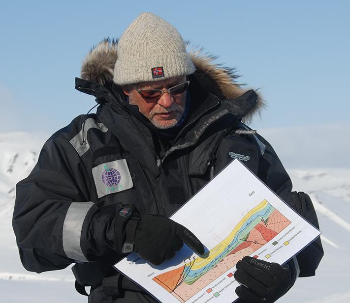Pingvin – godt geologisk arbeid
