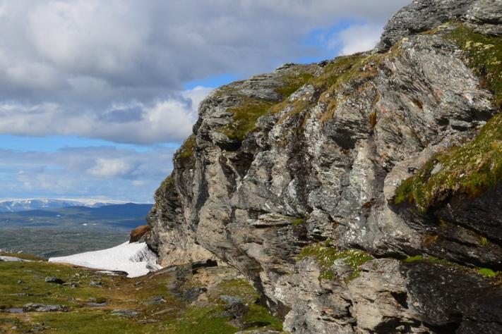 Nordryggen  – en presisering
