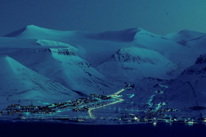 Nye skredvurderinger i Longyearbyen