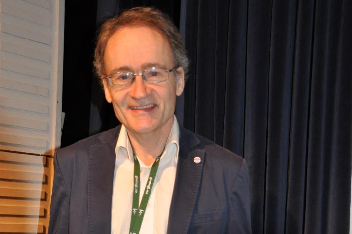 Brøggerprisen til Fridtjof Riis