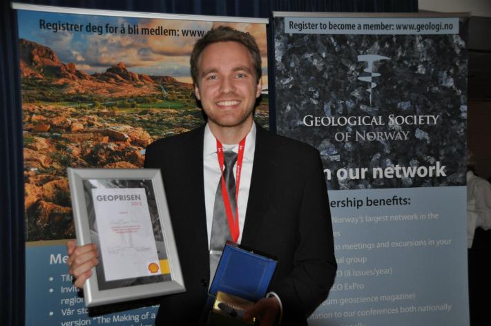 Shellprisen til NTNU-student