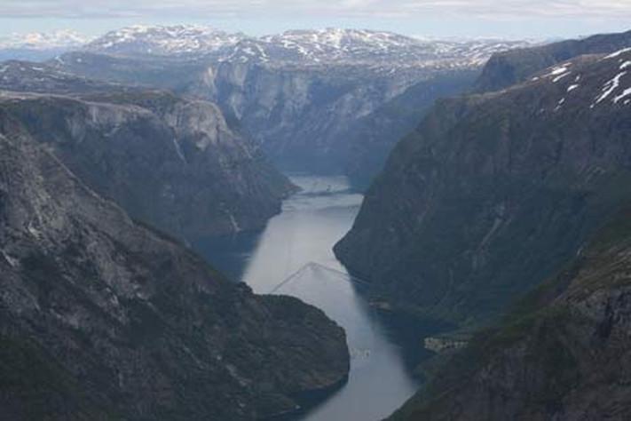 Fjordene på Vestlandet