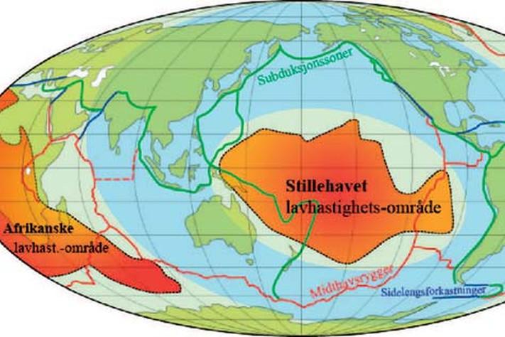 En kunnskapsrevolusjon om Jordens indre