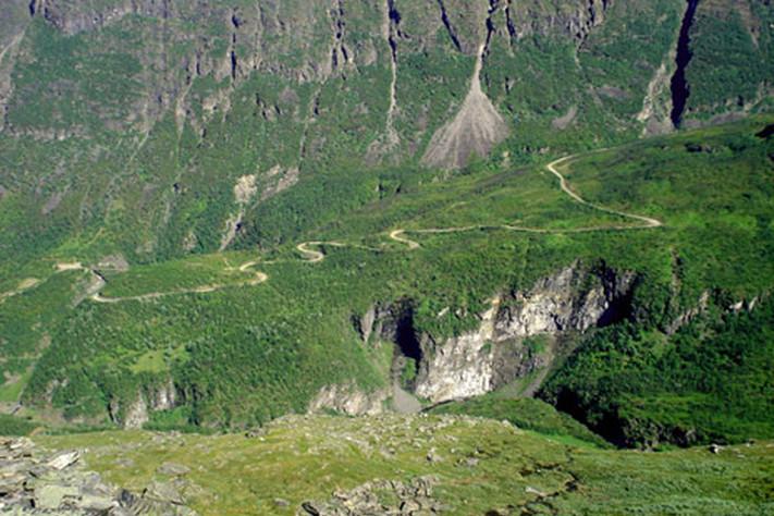 Gorsa i Kåfjorddalen