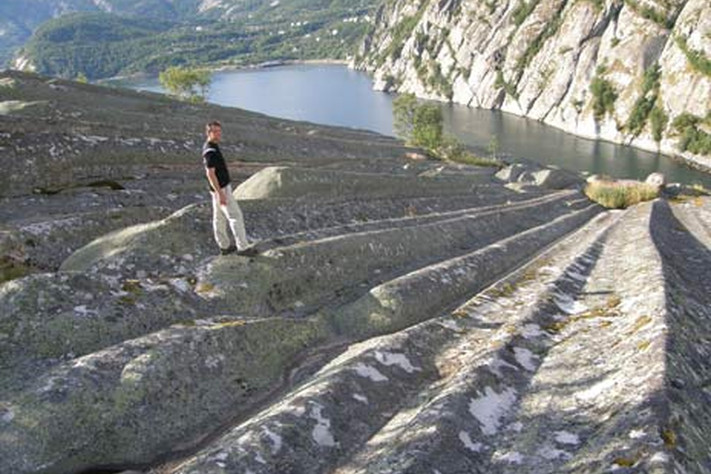 Spylerenner ved Fykan i Glomfjord