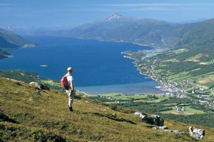 Norges største fjellskred
