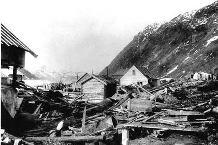Skredulykker i Noreg