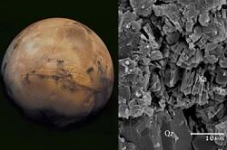 Kan de minste mineralene gi svar på store spørsmål innen Mars-forskningen?