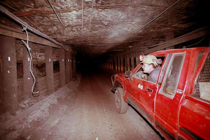 Lønnsom drift i liten gruve