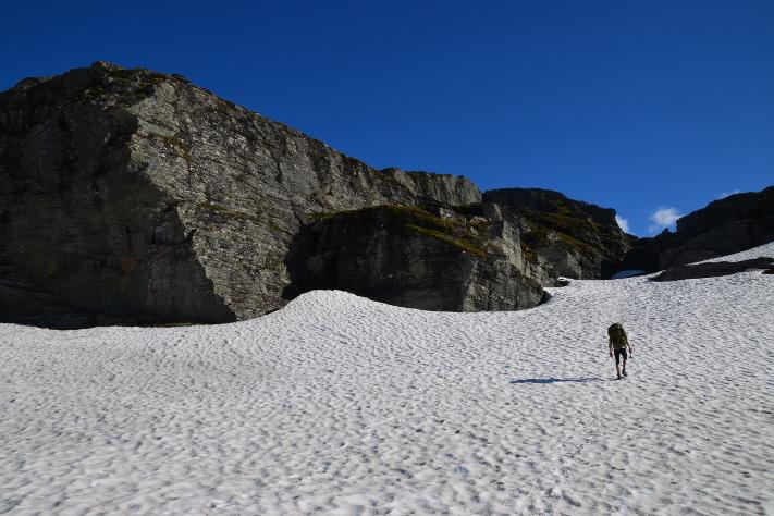 Nordryggstien – en dugnad blant geologer