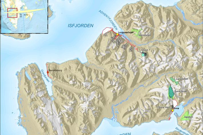 Leverer tilbake utmål på Svalbard
