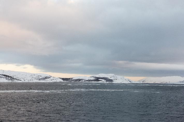 Nytt salg i Barentshavet