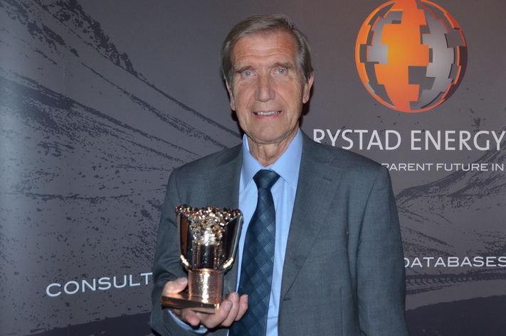 Anders Farestveit fikk æresprisen