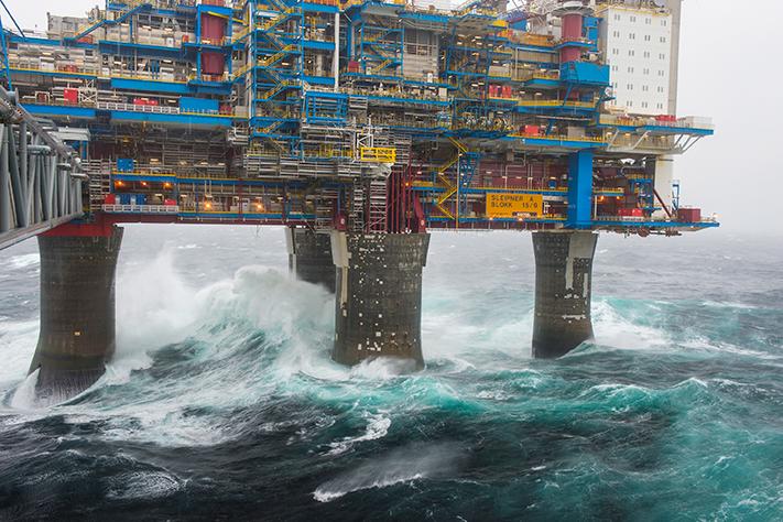 Statoil øker i Utgard
