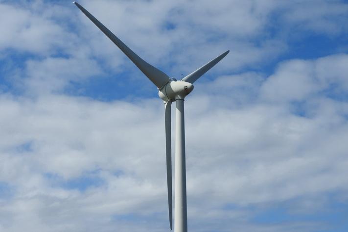 Konsesjon til Øyfjellet vindkraftverk