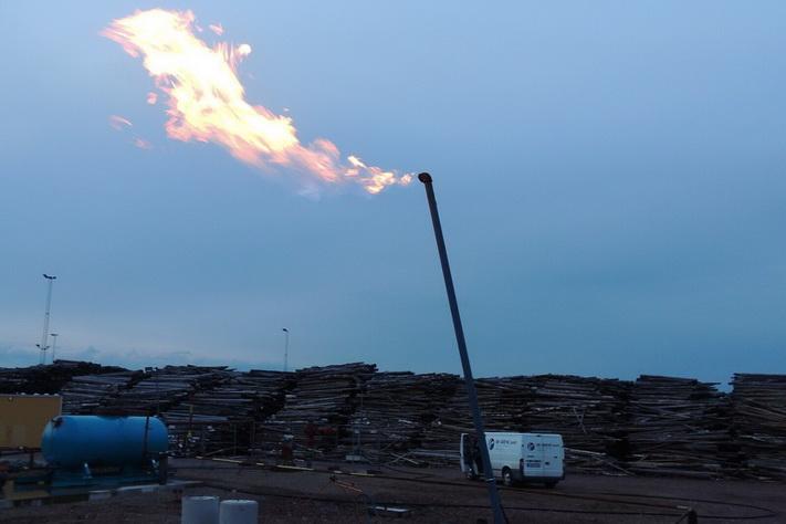Nytt gassfunn i Siljanringen