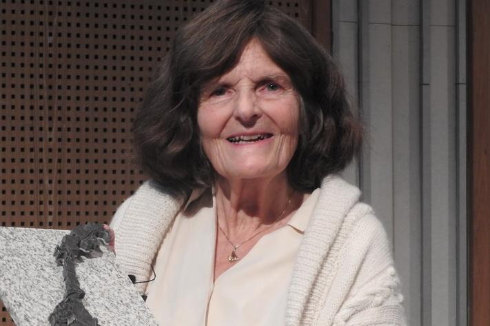 Brøggerprisen til Ellen Sigmond
