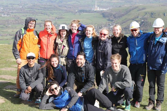 Geofagstudenter vil på ekskursjon!