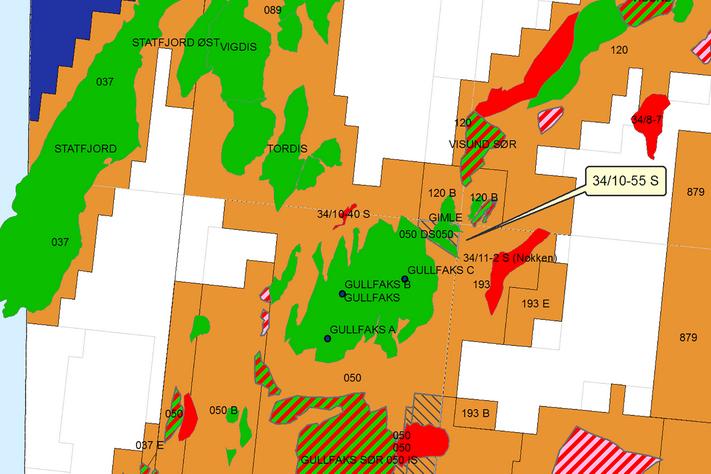 Nytt nærfeltfunn for Statoil