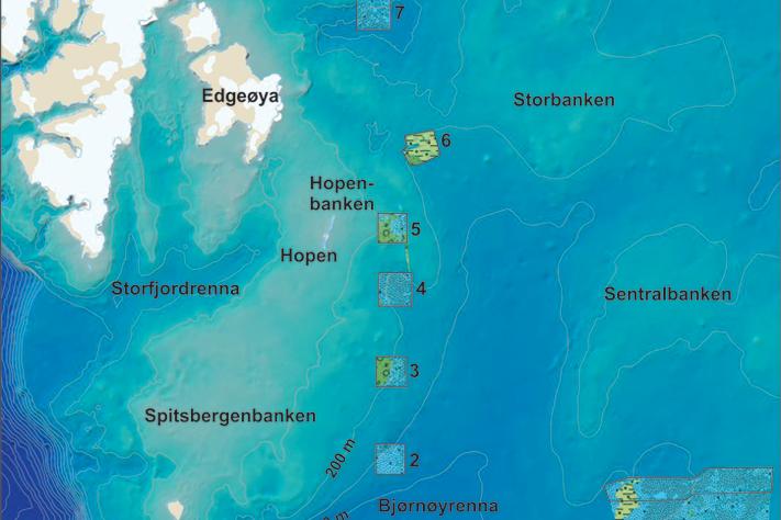 8 nye geologiske kart