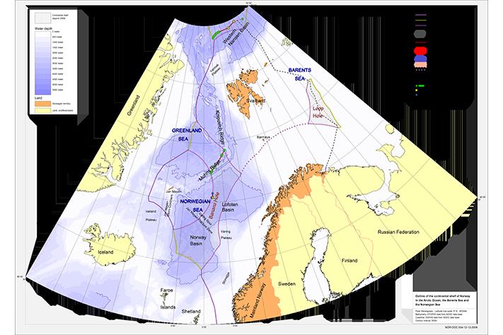 Trekker seg fra norsk sokkel