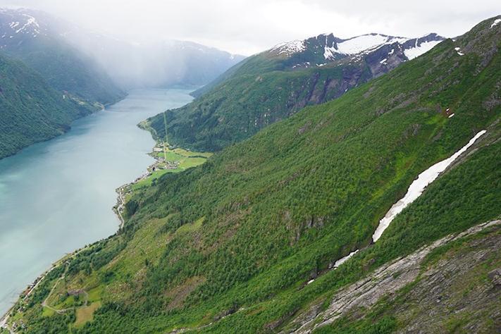 Nye faresonekart i Sogndal