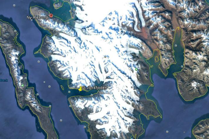 Store Norske søker gull-utmål