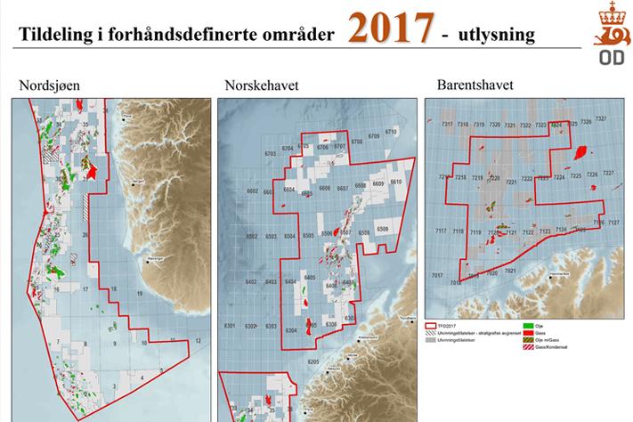 53 blokker i Barentshavet