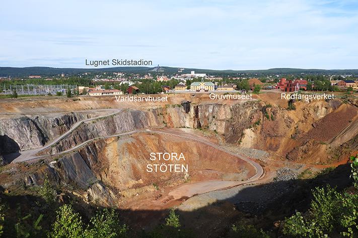Sverige har innovasjonskritiske metaller