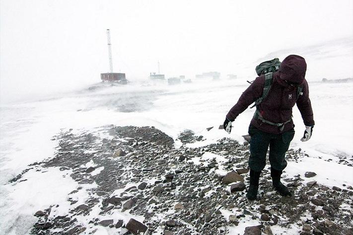 Klimaforskning i isødet