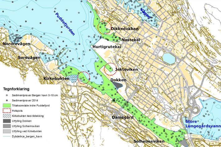 Vil dekke til sjøbunn i Bergen