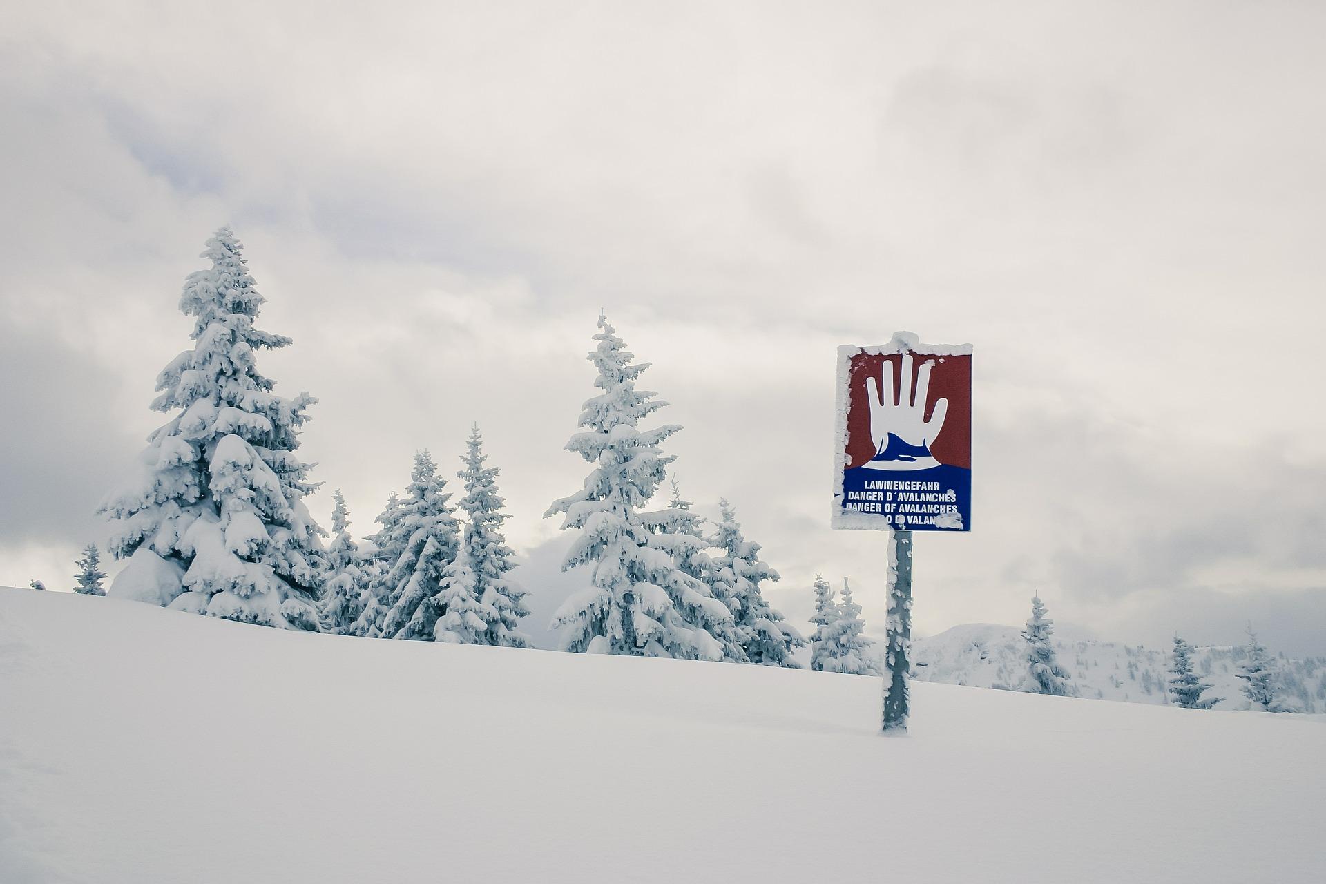 Stopp for rødt lys – snøskred på vei!