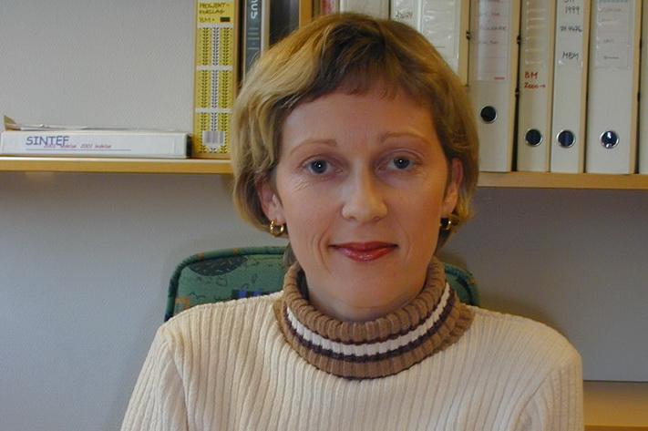 May Britt Myhr ny NGU-direktør