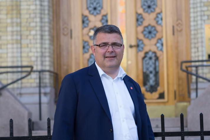 Kjell-Børge Freiberg ny oljeminister