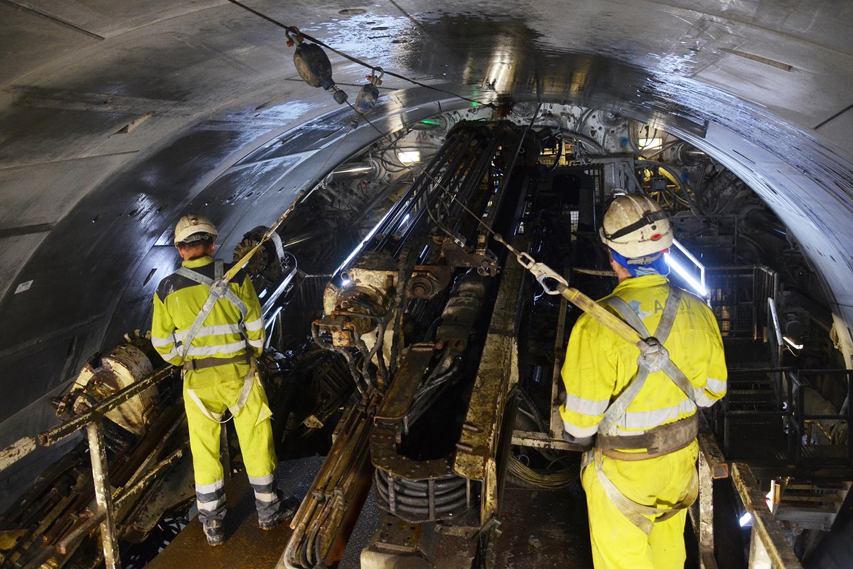 Tunnelfabrikken